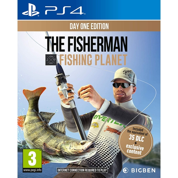 The Fisherman Fishing Planet PS4 Game