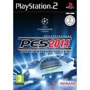 Pro Evolution Soccer 2014 PES 14 Game PS2