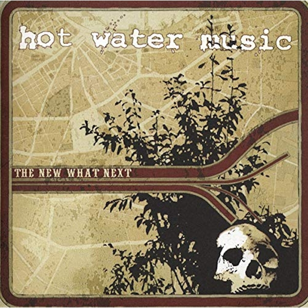 Hot Water Music - The New What Next Vinyl