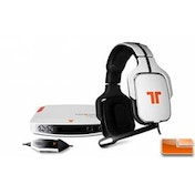 Tritton AX 720+ Gaming Headset With 720 Dolby Digital Surround Sound (White)PS4/PS3/Xbox 360 PC