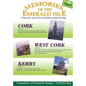 Memories of the Emerald Isle - Cork   West Cork   Kerry DVD