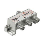 Hama Broadband Cable Splitter, 3-way, fully shielded