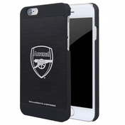 Ex-Display Official Arsenal FC Aluminium Football Case Cover for 4.7inch Apple iPhone 6 Black