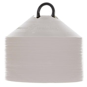 Precision Saucer Cones (Set of 50) - White
