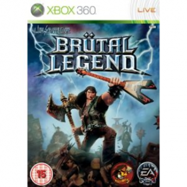 Brutal Legend Game Xbox 360