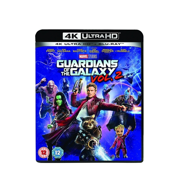 Guardians of the Galaxy Vol.2 4K UHD Blu-ray - Image 1