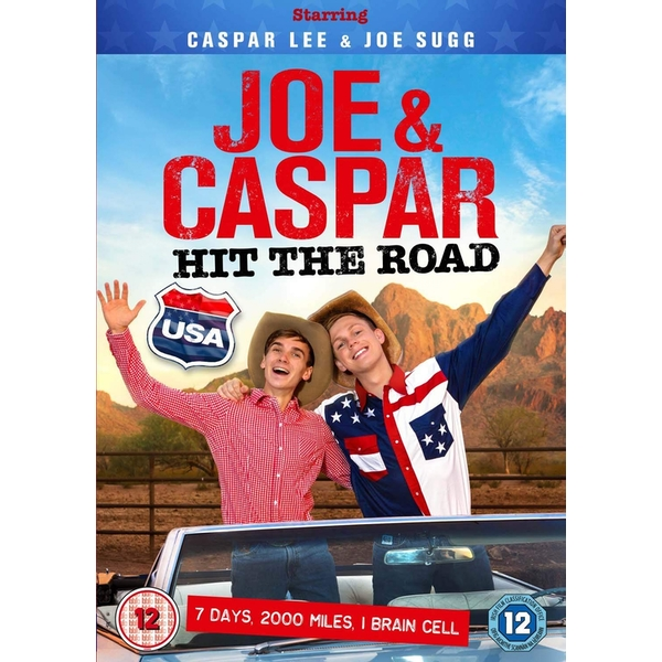 Joe & Caspar Hit The Road USA DVD
