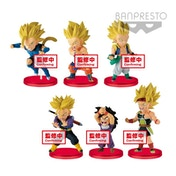 Dragon Ball Legends WCF Chibi Vol 1 (1 Random Supplied) Collectable 7cm Figure