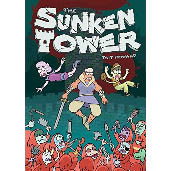 The Sunken Tower