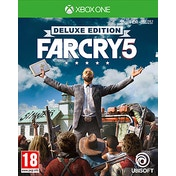 Far Cry 5 Deluxe Edition Xbox One Game