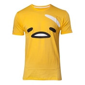 Gudetama - The Face Men's XX-Large T-Shirt - Yellow