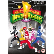 Mighty Morphin Power Rangers Complete Season 3 Collection DVD