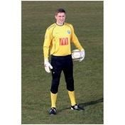 Precision Schmeichel Goalkeeping Shirt 46-48 inch Yellow