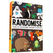 Randomise Game Draw, act or describe your way to victory
