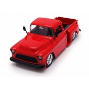 55 Chevy Stepside / KMC 1:24 Diecast Model