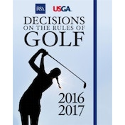 Decisions on the Rules of Golf by Octopus Publishing Group (Spiral bound, 2015)