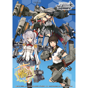 Weiss Schwarz WS KanColle Arrival! Reinforcement Fleets from Europe! Booster Box (20 Packs)