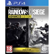 Ex-Display Tom Clancy's Rainbow Six Siege Advanced Edition PS4 Game Used - Like New