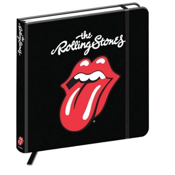 The Rolling Stones - Classic Tongue Notebook