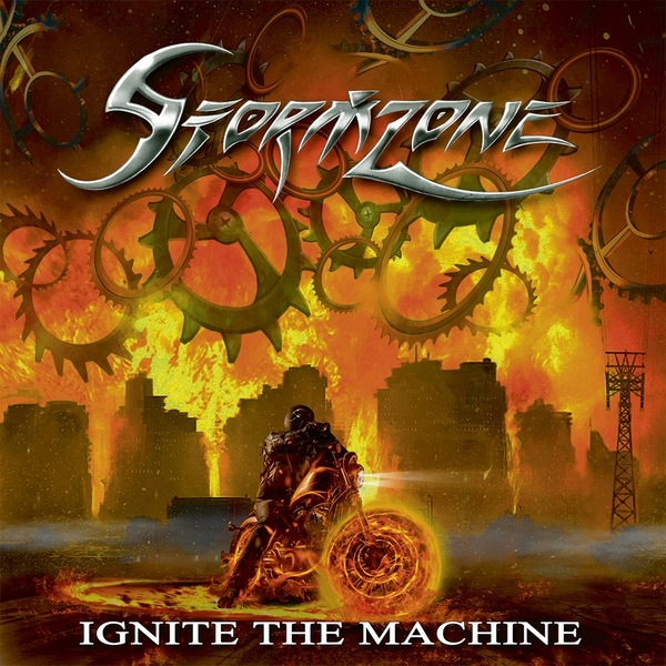 Stormzone ‎– Ignite The Machine Vinyl