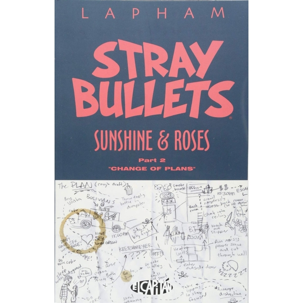 Stray Bullets: Sunshine & Roses Volume 2 Paperback