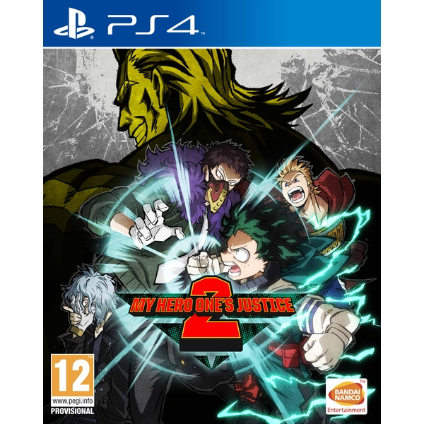 My Hero One's Justice 2 PS4 Game