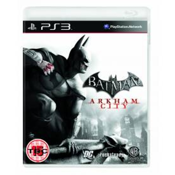 Batman Arkham City Game PS3