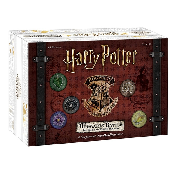 Harry Potter: Hogwarts Battle - The Charms and Potions Expansion Card Game