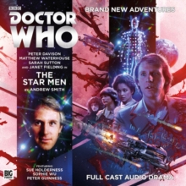 Doctor Who Main Range 221 - The Star Men : 221