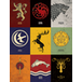 Game of Thrones - Sigils Canvas - Image 2