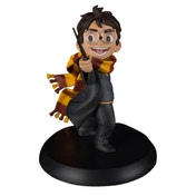 Harry's First Spell Q-Fig (Harry Potter) QMX 4.62 Inch Figure