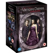 The Vampire Diaries  Season 1-5 DVD