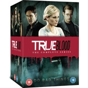 True Blood Seasons 1-7 DVD