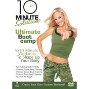 10 Minute Solution Ultimate Boot Camp DVD