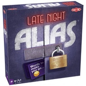 Late Night Alias Board Game