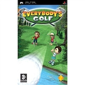 Everybody's Golf PSP Game