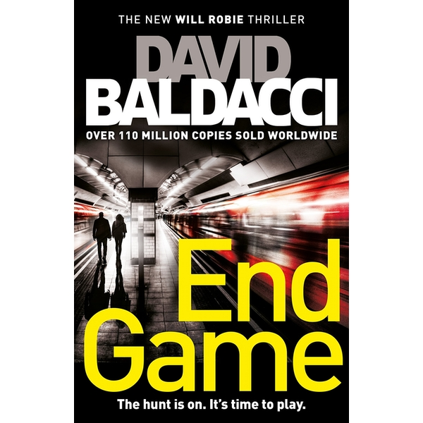 End Game (Will Robie series) Hardcover