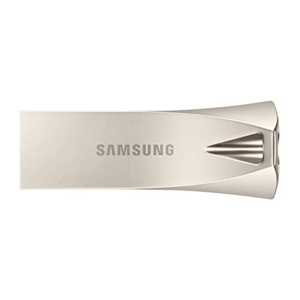 Image of Samsung flash drive Champagne silver 32 gb