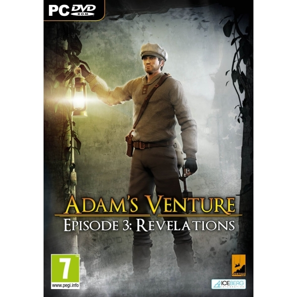 Adams Venture Episode 3 Revelations Game PC
