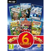 Simulations Collection PC Game (6 in 1)