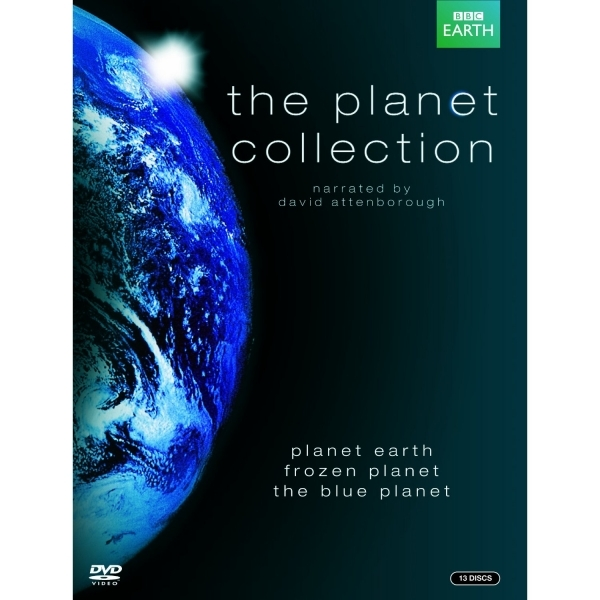 The Planet Collection DVD