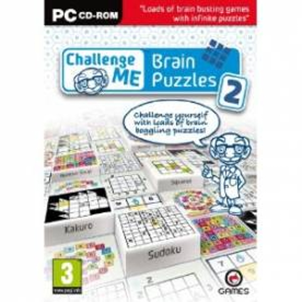 Challenge Me Brain Puzzles 2 Game PC