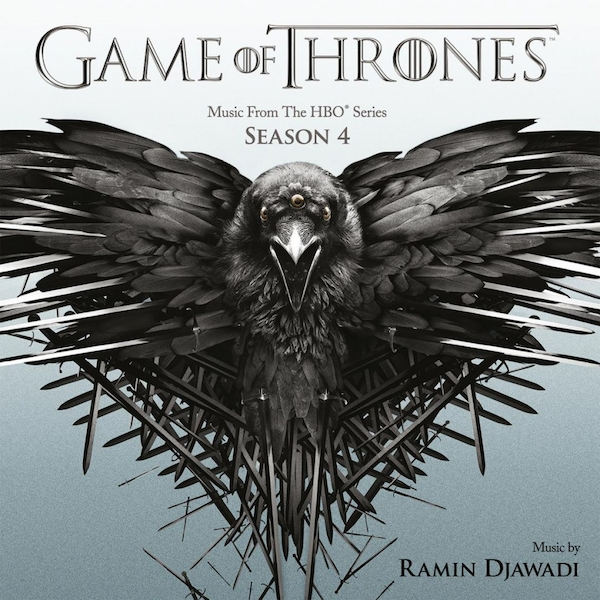 Ramin Djawadi ‎– Game Of Thrones (Music From The HBO Series) Season 4 Vinyl