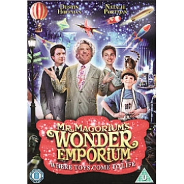 Mr Magorium's Wonder Emporium DVD