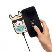 Thumbs Up! Llama Wireless Charger UK Plug