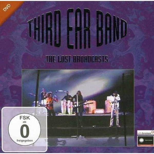 Third Ear Band - The Lost Broadcasts DVD