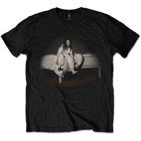 Billie Eilish - Sweet Dreams Unisex Large T-Shirt - Black