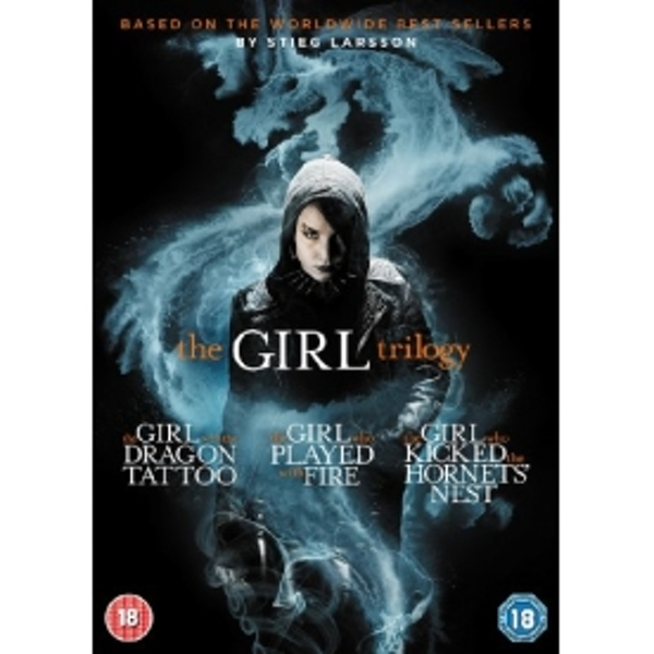 The Girl Trilogy DVD