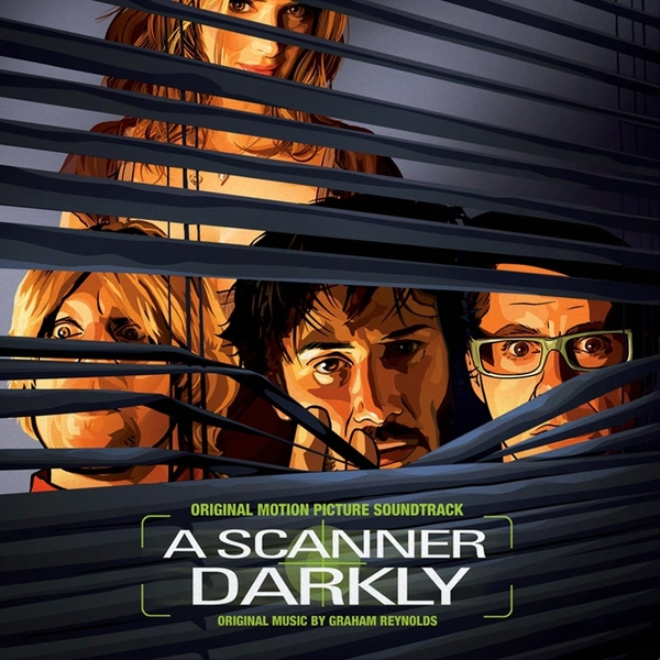 Graham Reynolds - A Scanner Darkly Original Soundtrack Vinyl