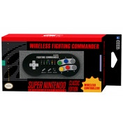 HORI Wireless Mini SNES Fighting Commander Classic Controller Mini SNES/NES/Wii U